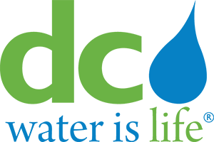 DC Water company logo
