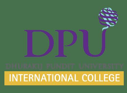 Dhurakij Pundit University company logo