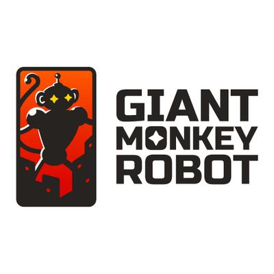 Giant Monkey Robot company logo