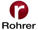 Rohrer company logo