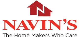 Navin's company logo