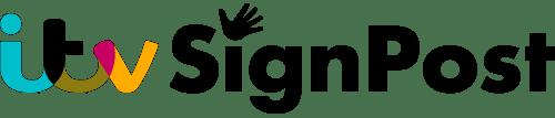 ITV Signpost company logo
