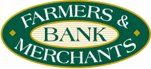 Farmers and Merchants Bank company logo