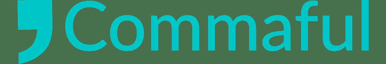 Commaful company logo