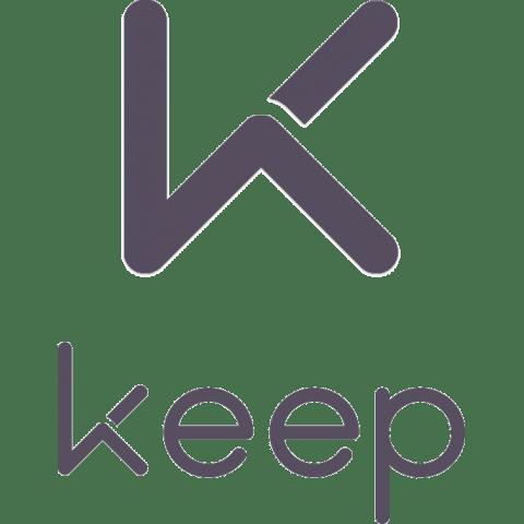 Keep company logo