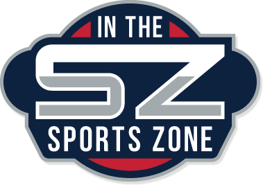 In The Sports Zone company logo