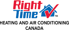 Right Time Heating and Air Conditioning Canada company logo