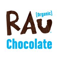 Rau Chocolate company logo
