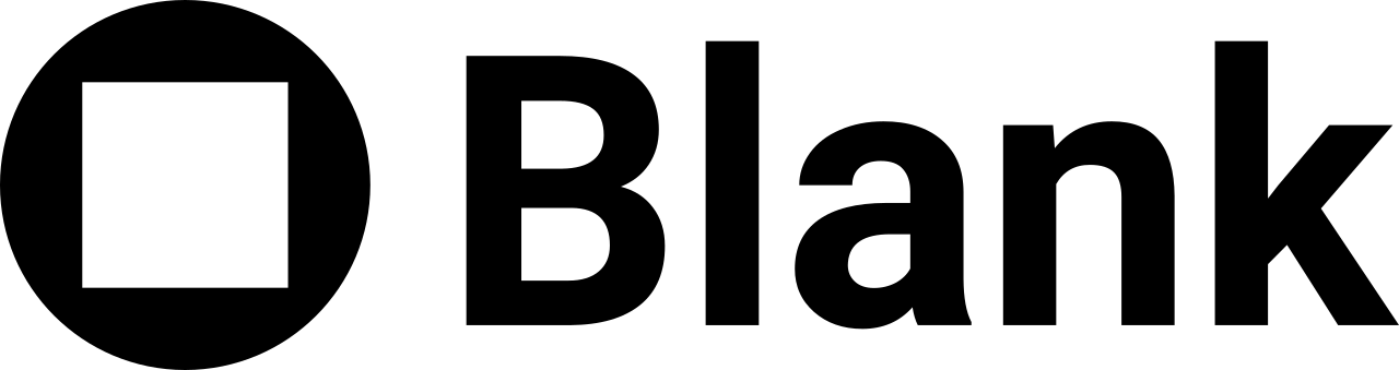 Blank company logo