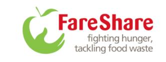 FareShare company logo