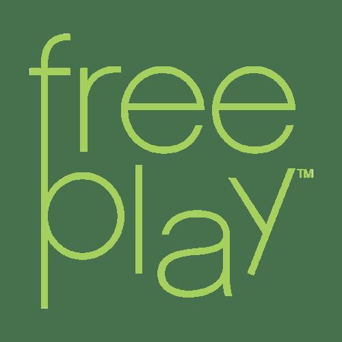 Free Play company logo