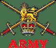 British Army company logo