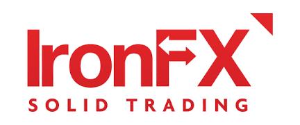 IronFX company logo