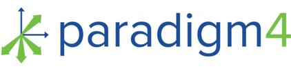Paradigm4 company logo
