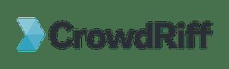 CrowdRiff company logo