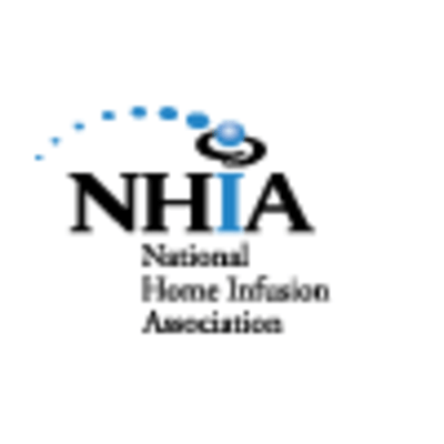 National Home Infusion Association company logo