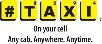 #TAXI company logo
