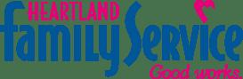Heartland Family Service company logo