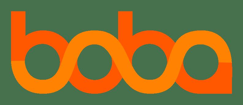 Boba company logo