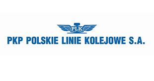 PKP Polskie Linie Kolejowe company logo