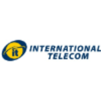IT International Telecom company logo