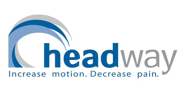 Headway company logo