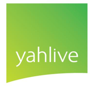 Yahlive company logo