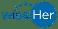 wiseHer company logo