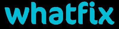 WhatFix company logo