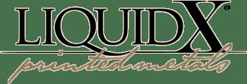 Liquid X Printed Metals company logo