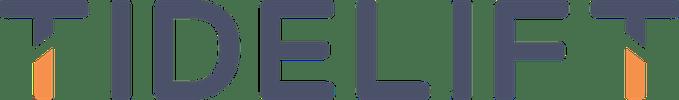 Tidelift company logo