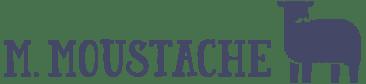M.Moustache company logo