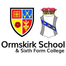 Ormskirk School company logo