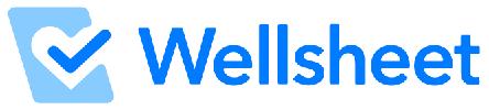 WellSheet company logo