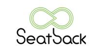 Seatback company logo