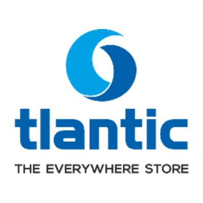 Tlantic company logo