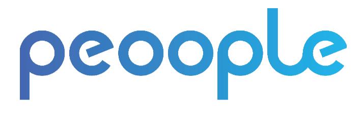 Peoople company logo