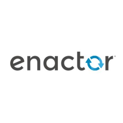 Enactor company logo