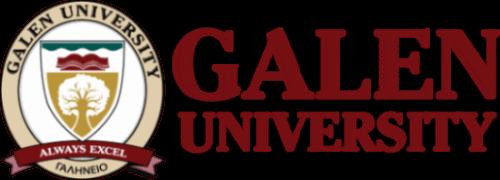 Galen University company logo