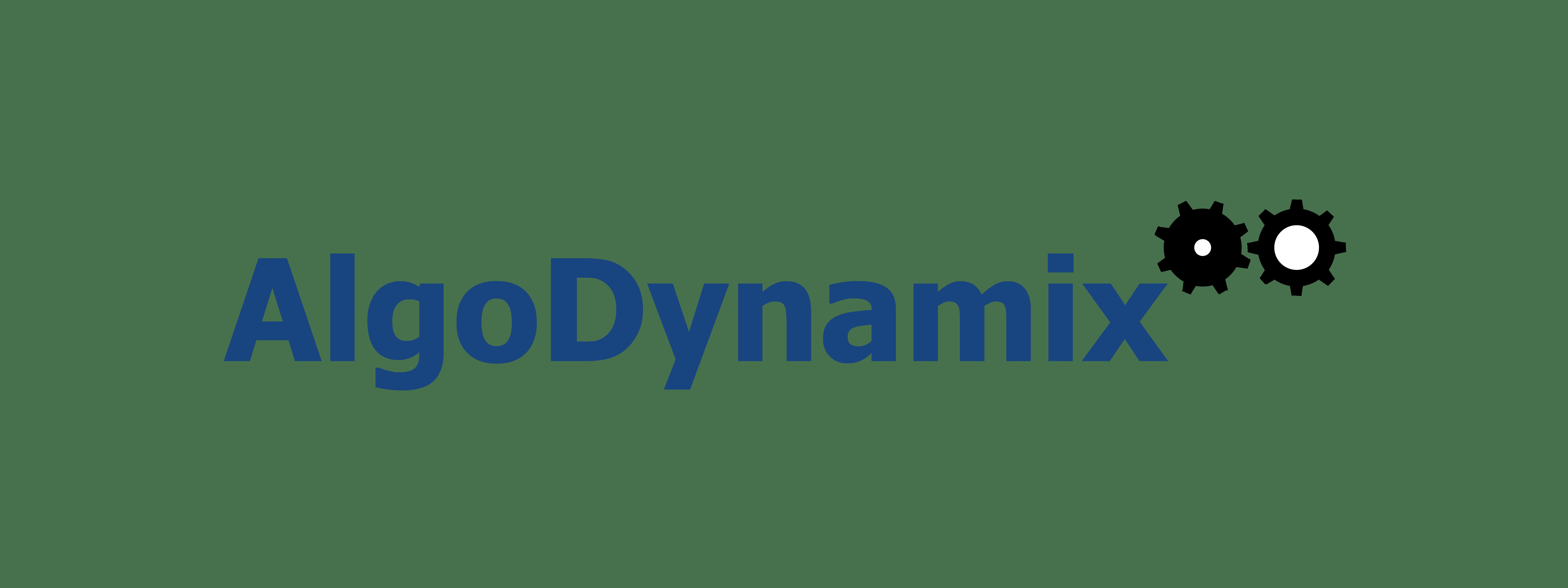 AlgoDynamix company logo
