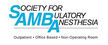 Society for Ambulatory Anesthesia company logo