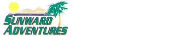Sunward Adventures company logo