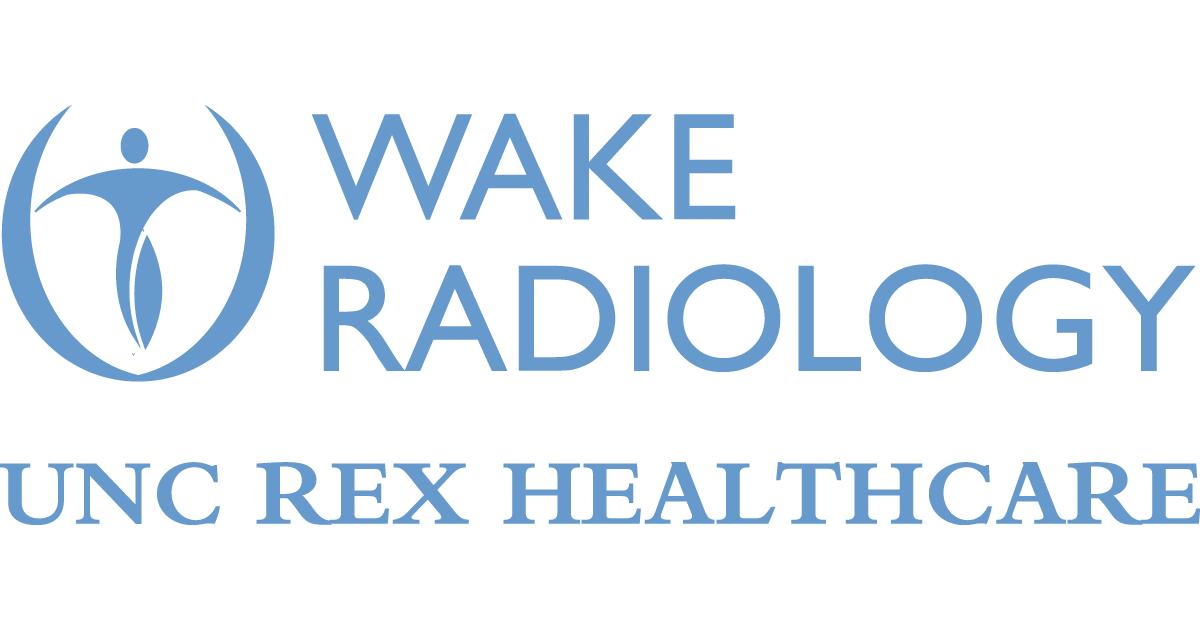 Wake Radiology company logo