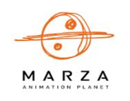 Marza Animation Planet company logo