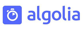 Algolia company logo
