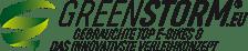 Greenstorm Mobility company logo
