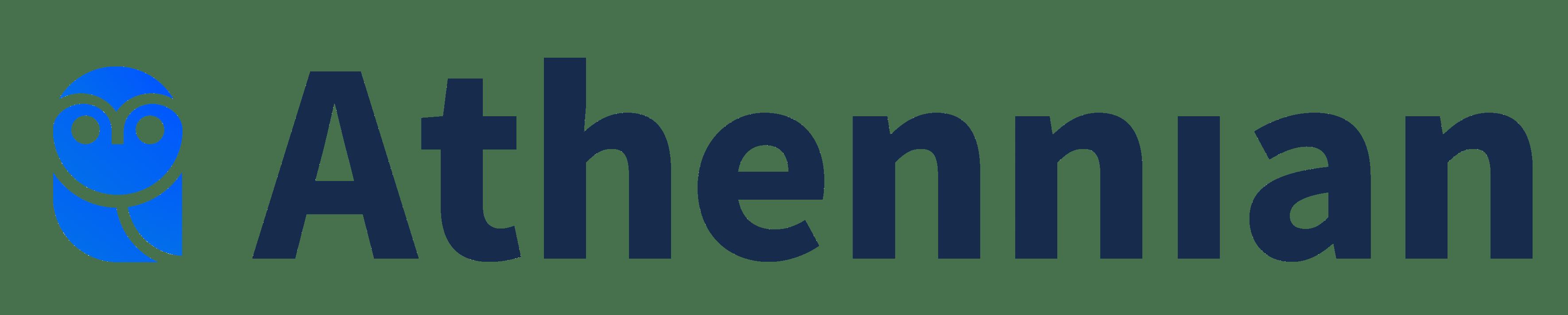 Athennian company logo