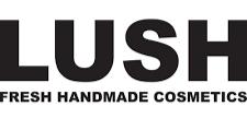 Lush company logo