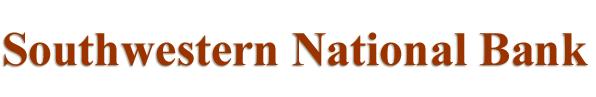 Southwestern National Bank company logo