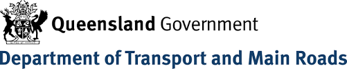 Department of Transport and Main Roads company logo